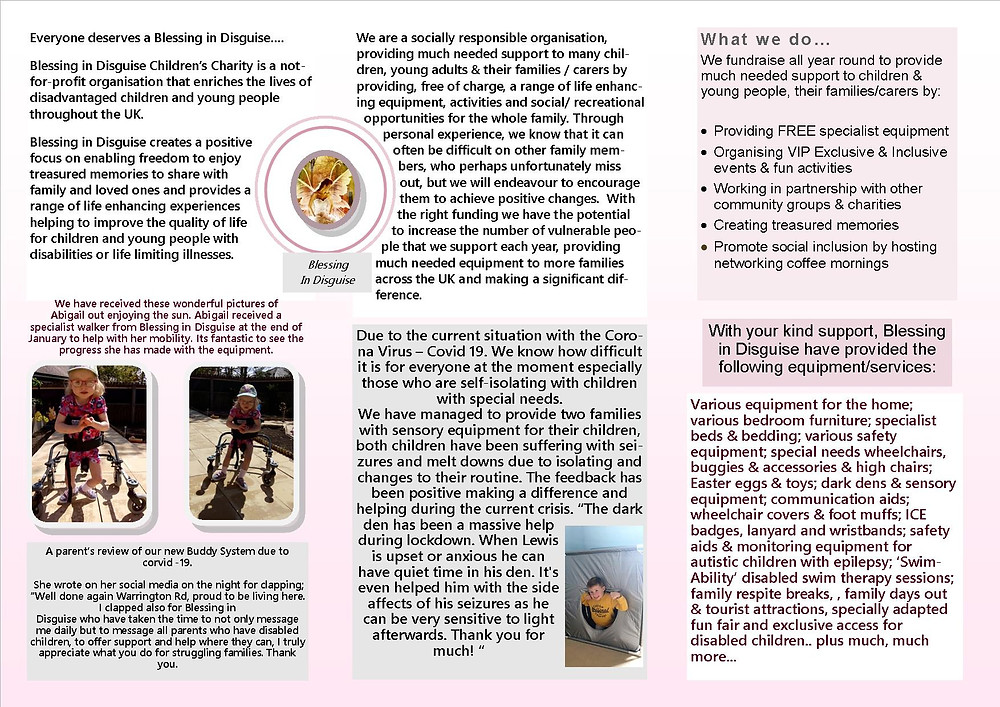 Newsletter May 2020 Page 2