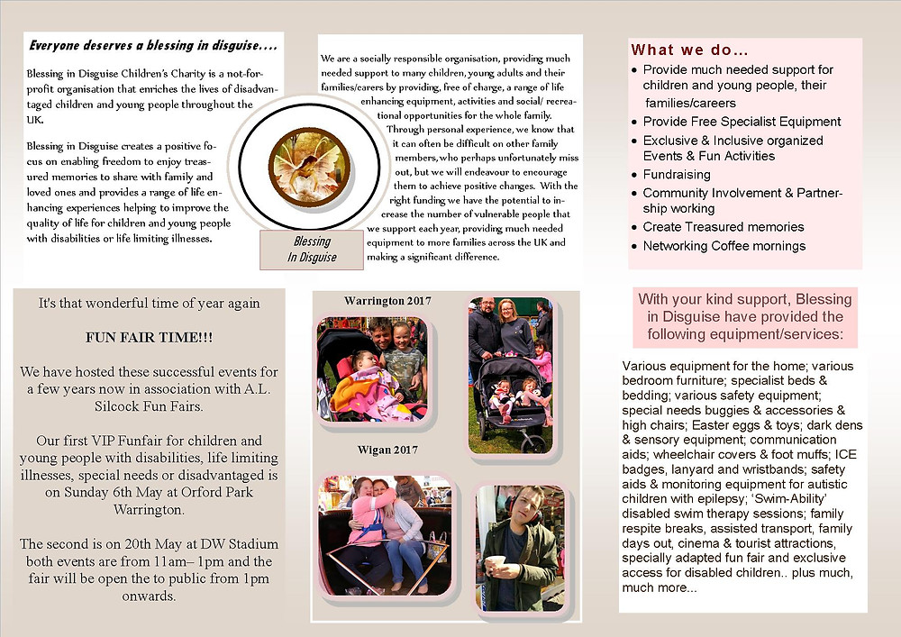 Newsletter May 2018