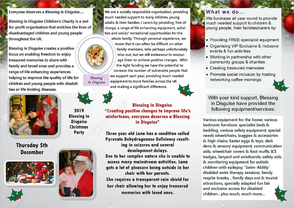 Newsletter 2019-12 December 2019 (Page 2 of 2)