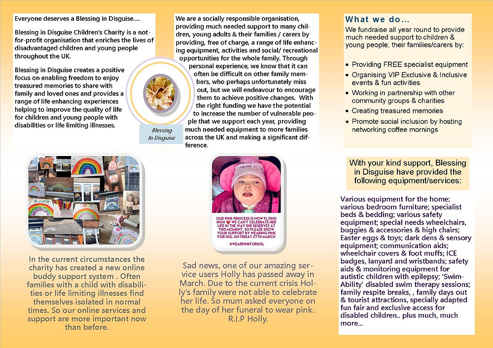 Newsletter April 2020 Page 2