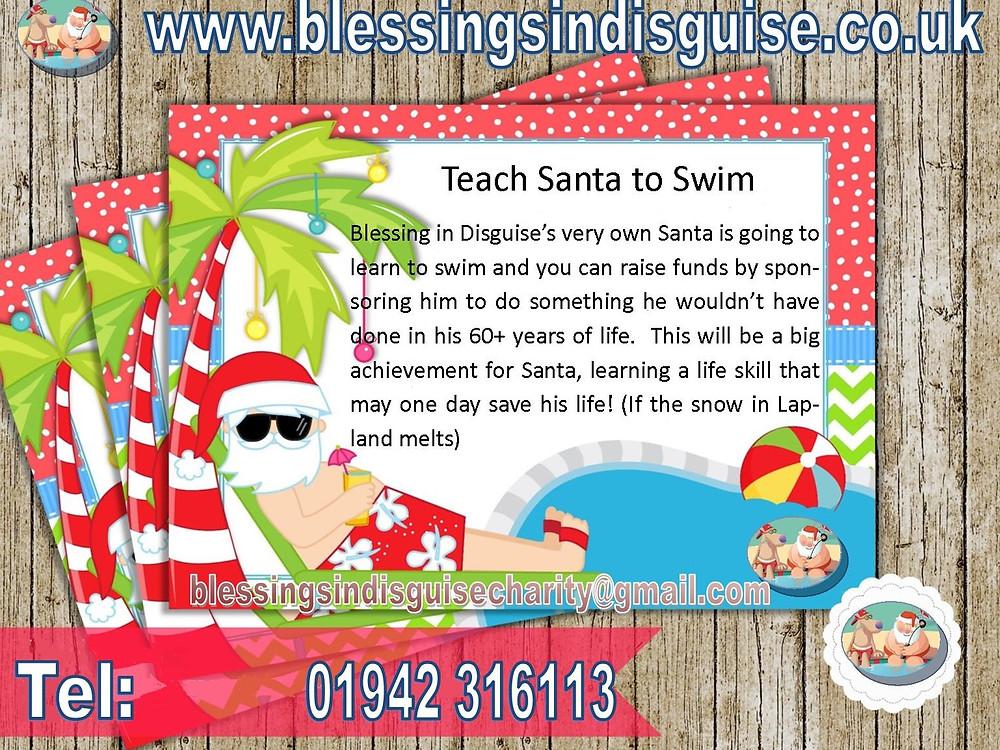 Teach Santa to Swim