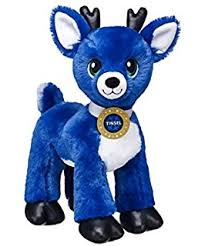 """Blessing in Disguise Christmas Raffle - Build-a-Bear Reindeer """"Tinsel"""""""