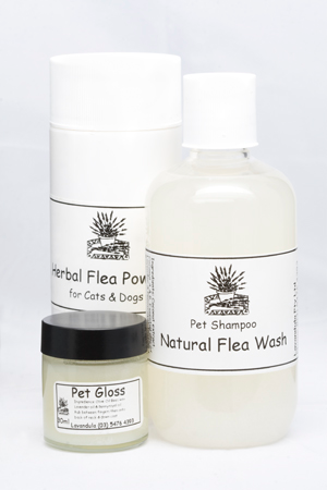 Natural Flea Powder For Dogs
