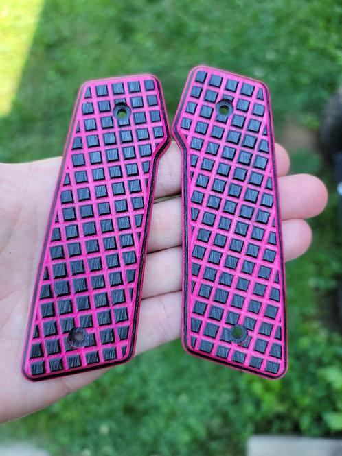 MSR 19II Grips Pink Lady Dymalux (read description)