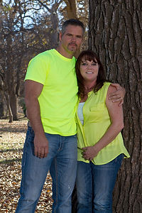 Owners of Four Seasons Arbor Care Tree Service - Ralph & Shelly Klein - Tree trimming Fort Worth, Hurst, Euless, Bedford, Arlington and surrounding areas