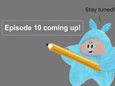 episode 10 coming up