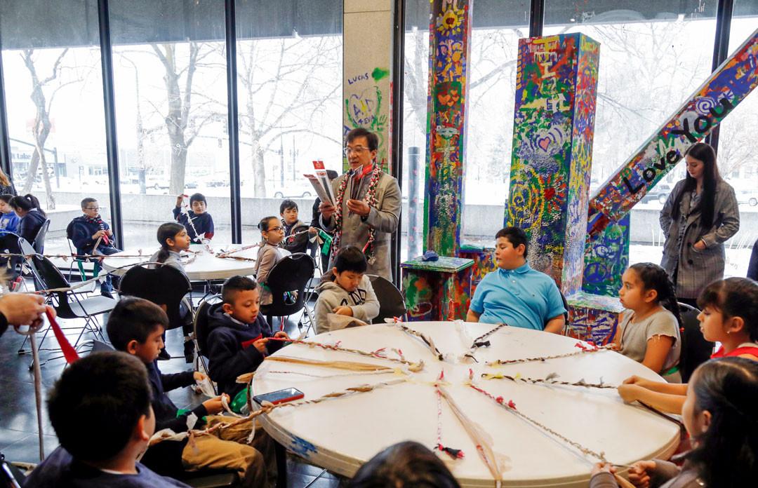"""与儿童们一起实践""""绿色英雄""""的故事 儿童教育专场"""