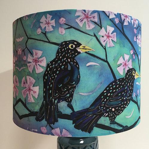 Starlings Lampshade