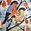 Thumbnail: Winter Finches Ltd Edition Giclee Print