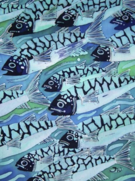 Mackerel Ltd Edition Giclee Print