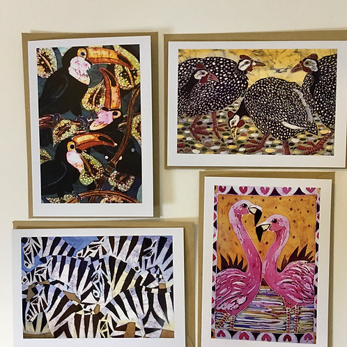Exotics Card Collection