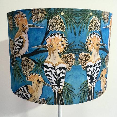 Hoopoes Lampshade