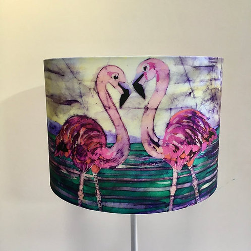 Flamingo Duo Lampshade