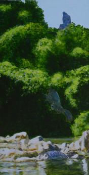 Andreas Scholz, Steine und Grüne
