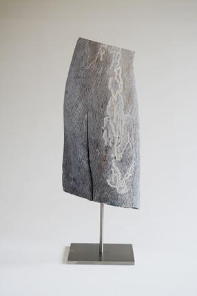 Michael Lerche, Skulptur 03, Acryl auf H