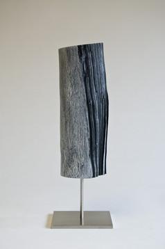 Michael Lerche, Skulptur 09, Acryl auf H