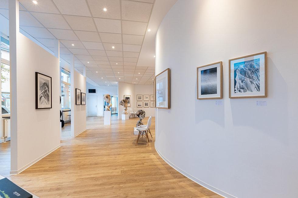 Prince House Gallery Innenansicht