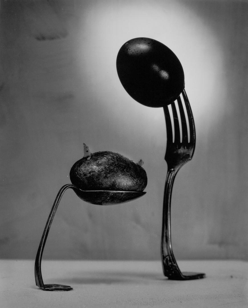 Gerhard Vormwald, Ei und Kartoffeln