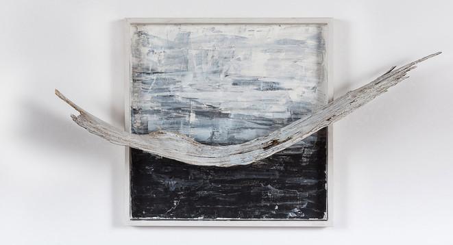 Michael Lerche, When doves cry, Acryl au