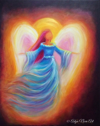 """SVETLANA'S ANGEL"""