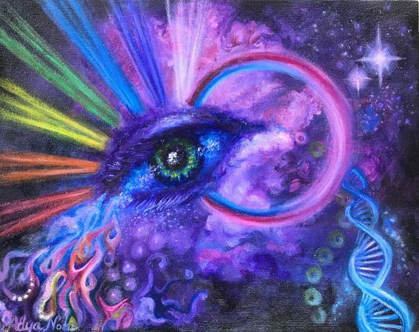 """EYE OF CREATION"""