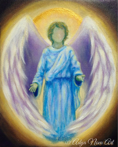"""""""MIKHAIL'S ANGEL"""""""