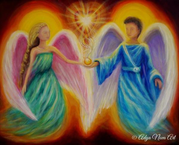 """""""ANASTASIA'S & PETER'S ANGELS"""""""