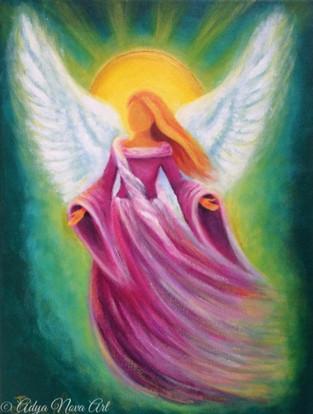"""HERPREET'S ANGEL"""