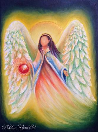 """""""LUCY'S MUM'S ANGEL"""""""