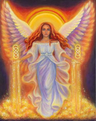 """ANGEL OF ABUNDANCE"""