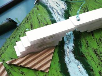 Ένα αρχαίο γεφύρι: πειραματίζομαι στις 2 και τις 3 διαστάσεις!