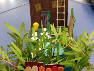 """""""Σπίτι με κήπο"""", σχήματα στις 2 και 3 διαστάσεις!"""