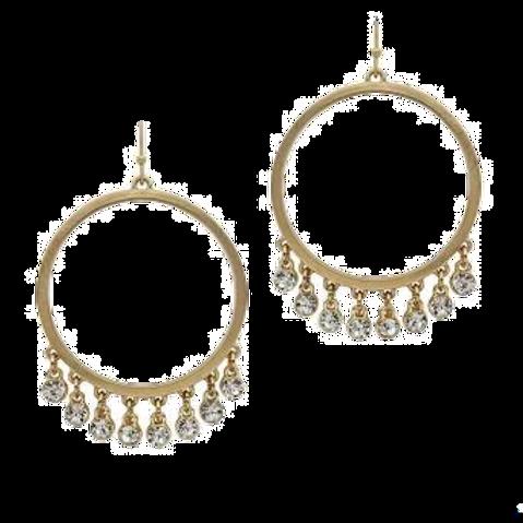 Crystal Party Earrings