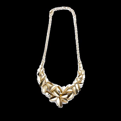 Cluster Petal Necklace