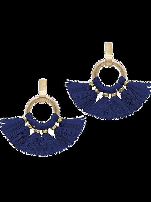 Portland Fan Earrings