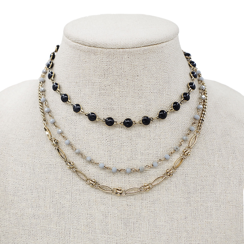 Clare Layered Necklace