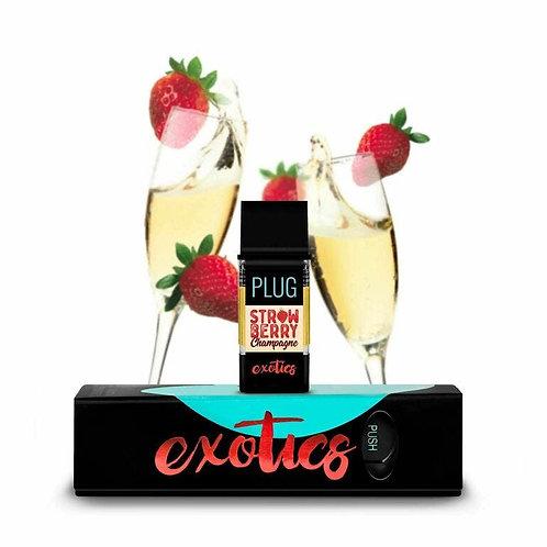 Strawberry Champagne by Plug Exotics