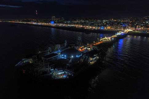 Brighton Pier Night 3.JPG