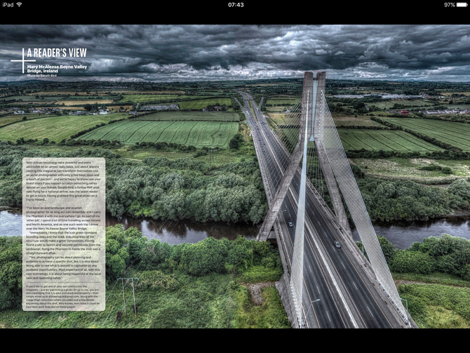 Bird's Eye Solutions Image Showcased In Drone Magazine