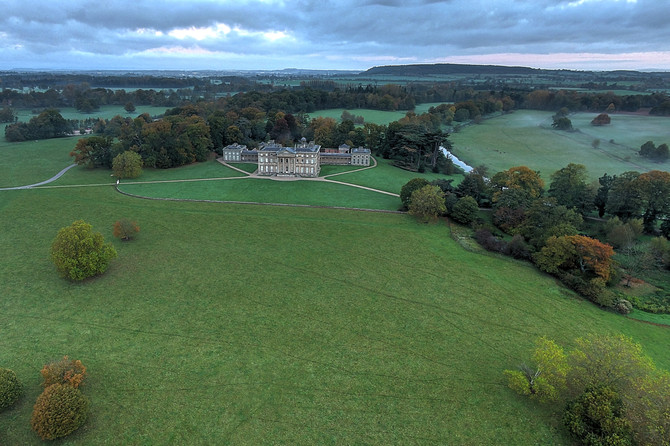 Early Morning Attingham Park & Atcham