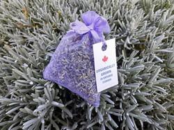 Dried Lavender Flower Buds Sachet