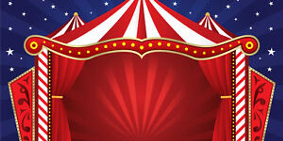 Purim Carnival (Wed., 2/24, 7:30 & 8:30pm)