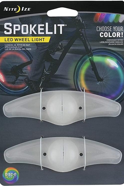 Spokelit Customizable LED Wheel Light