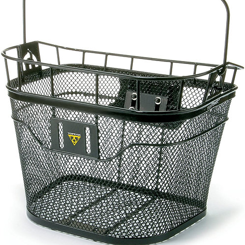 Topeak Front Basket with Fixer 3e