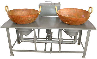 Cooking system (diesel furnace)