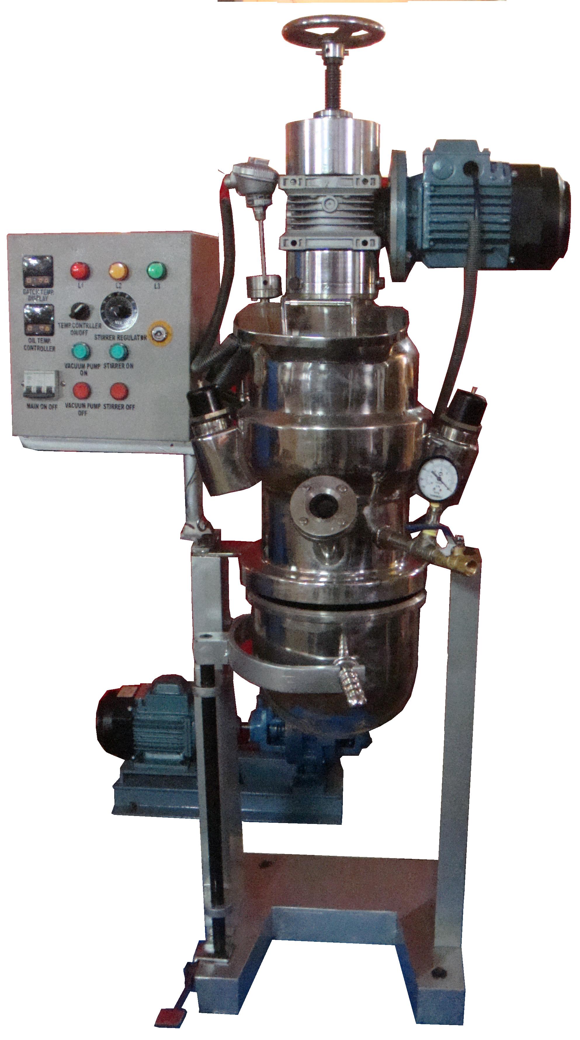 Lab Vacuum Cooker