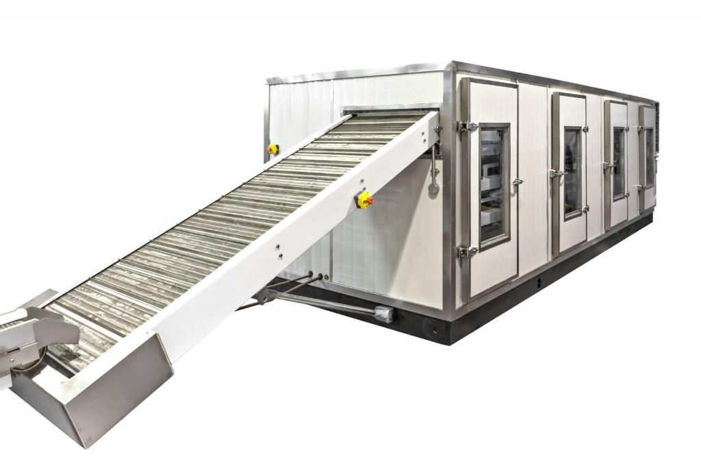Cooling Conveyor
