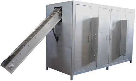 Vibrating Cooling Conveyor
