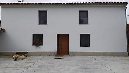 Rehabilitación vivienda unifamiliar en Lubre,Bergondo