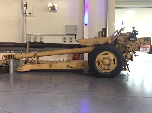 D-30 122mm Howitzer